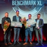 Beeld KPMG en a.s.r. winnaars Facilitaire Benchmark Awards 2019