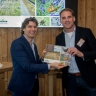 Beeld Green Deal presenteert Handreiking Natuurdaken